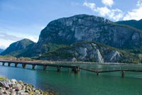 Squamish BC Accommodations - The Chief
