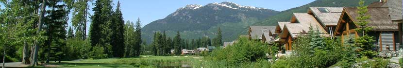Whistler Accommodations with Mountain Views